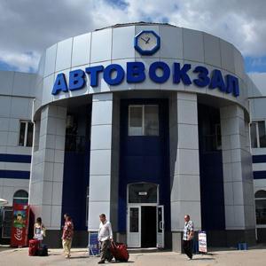 Автовокзалы Егорлыкской
