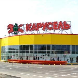 Гипермаркеты Егорлыкской