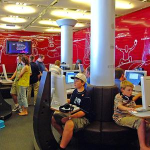 Интернет-кафе Егорлыкской