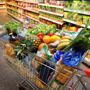 Магазины продуктов Егорлыкской