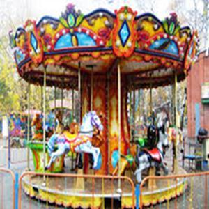 Парки культуры и отдыха Егорлыкской