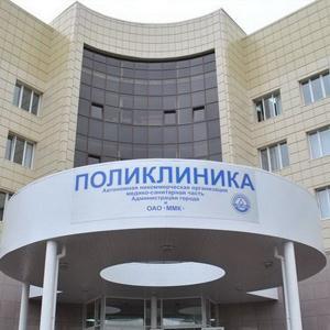 Поликлиники Егорлыкской