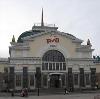 Железнодорожные вокзалы в Егорлыкской