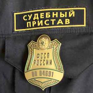 Судебные приставы Егорлыкской
