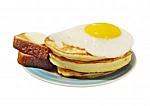 Закусочная Харчевня Три Пескаря - иконка «завтрак» в Егорлыкской